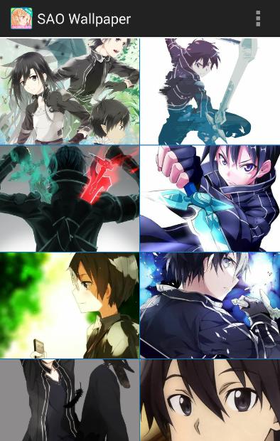 Kirito SAO2 Wallpaper - screenshot