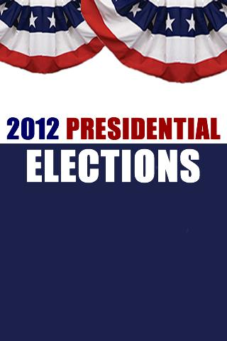 2012 Presidential Elections - screenshot