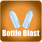 Bottle blast icon