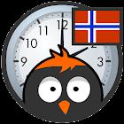 Moji Klockis Norsk v2 icon