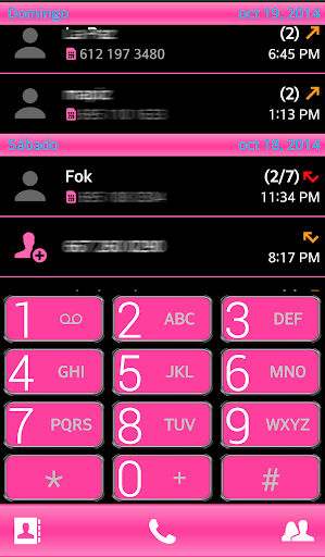 PP Theme - Black Pink