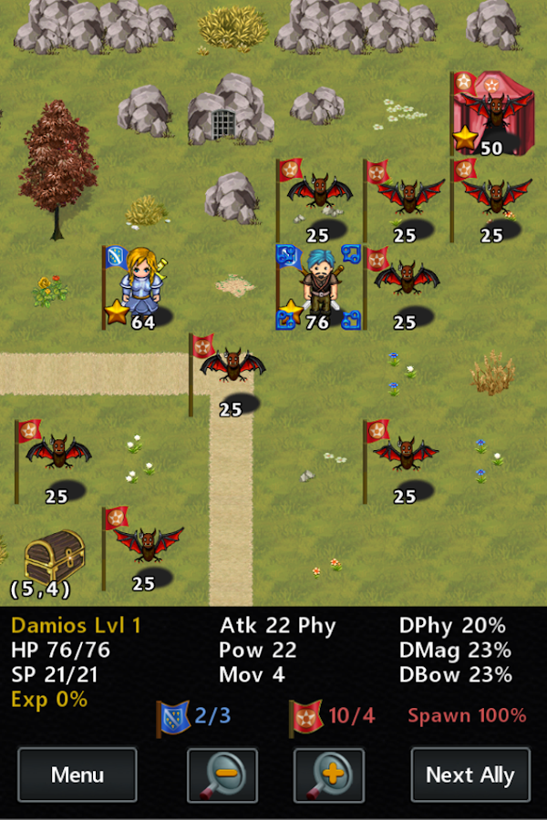 Kingturn RPG Plus - screenshot