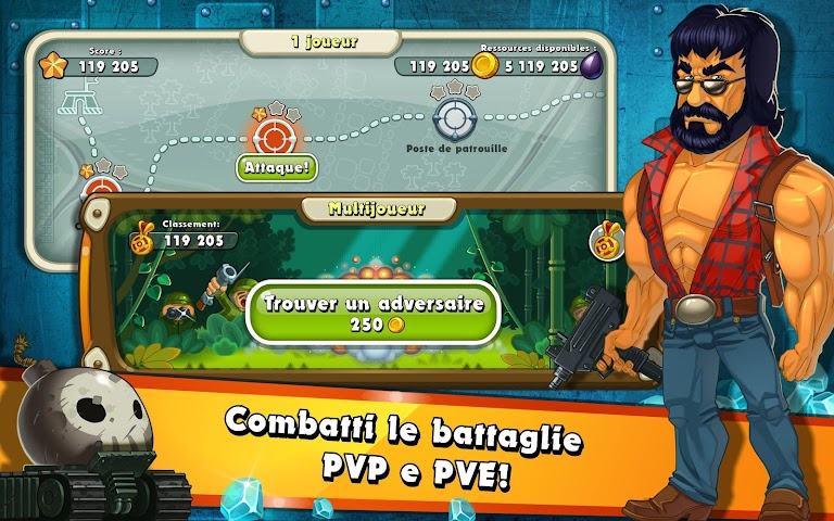 android Jungle Heat: Weapon of Revenge Screenshot 3