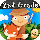 Animal Second Grade Math Free
