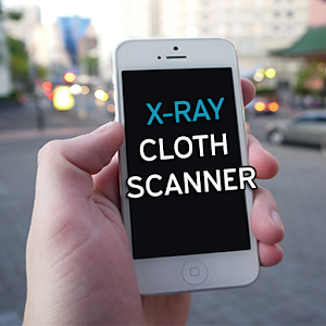 X-Ray Cloth Scanner v3 Prank for PC and MAC