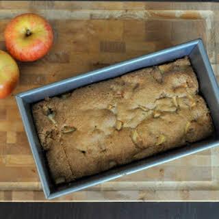 Apple Cinnamon Quick Bread.