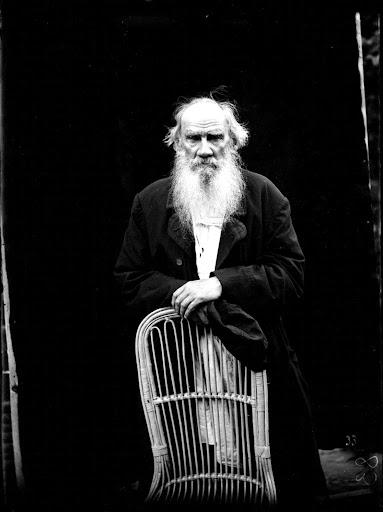 Лев Толстой. Ваш Лев Толстой.