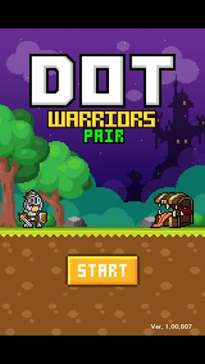Dot Warriors Pair