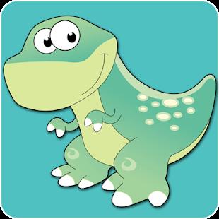 Dinosaurs Free edu puzzle
