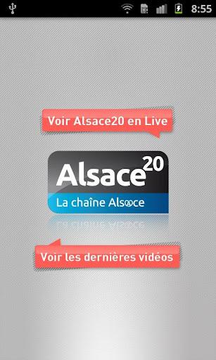 【免費媒體與影片App】Alsace 20-APP點子