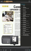 Screenshot of SDN Teknosa Magazin