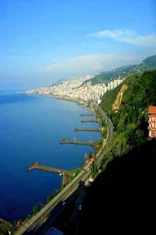 Trabzon Gezi
