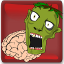 Scary Zombie Adventure Game mobile app icon