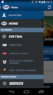 FOX Sports NL - screenshot thumbnail