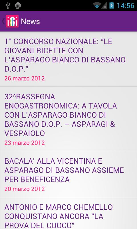 I Ristoratori di Vicenza - screenshot