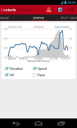 Runtastic Road Bike Tracker 2.2.1 screenshot 37473