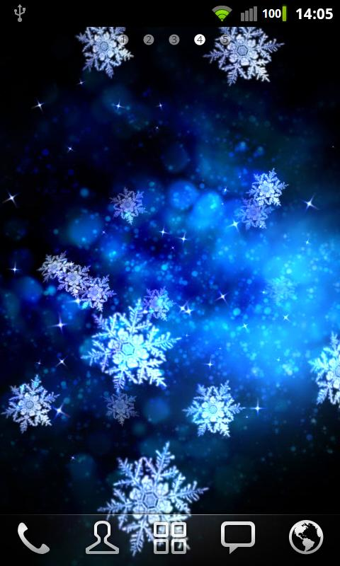 Snow Stars Free- screenshot