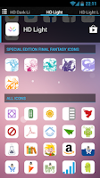 Screenshot of HD Light Free - Icon Pack