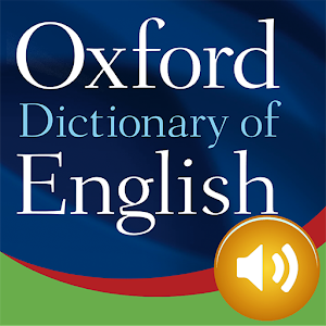 Oxford Dictionary of English T icon