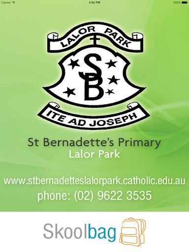 St Bernadette's Lalor Park