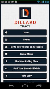 Dillard-Tracy Campaign- screenshot thumbnail