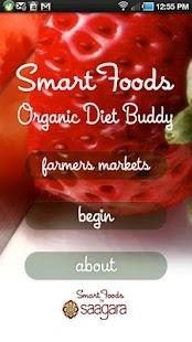 Smart Foods-Organic Diet Buddy