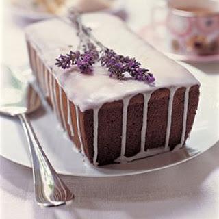 Lemon-Lavender Cake