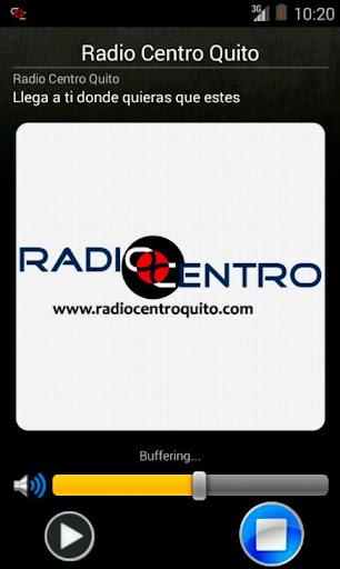 Radio Centro Quito - Ecuador