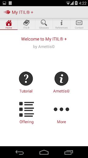 My ITIL®+