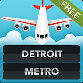 Detroit Metro Airport DTW