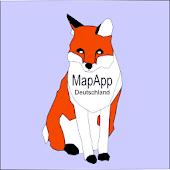 Bundesländer lernen: MapApp