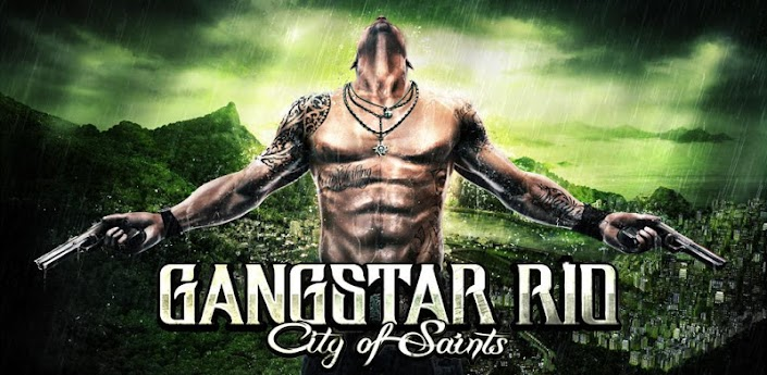 Скачать Gangstar Rio: City of Saints 2 на андроид