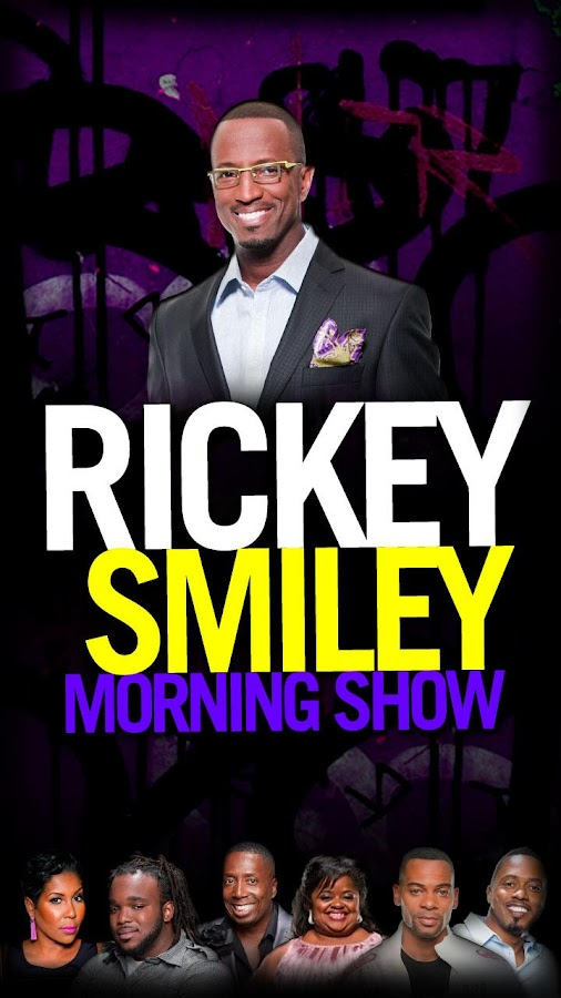 The Rickey Smiley Morning Show - screenshot