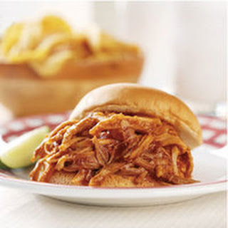 Slow-Cooked Pulled Pork Sandwiches.