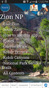 Zion National Park - screenshot thumbnail