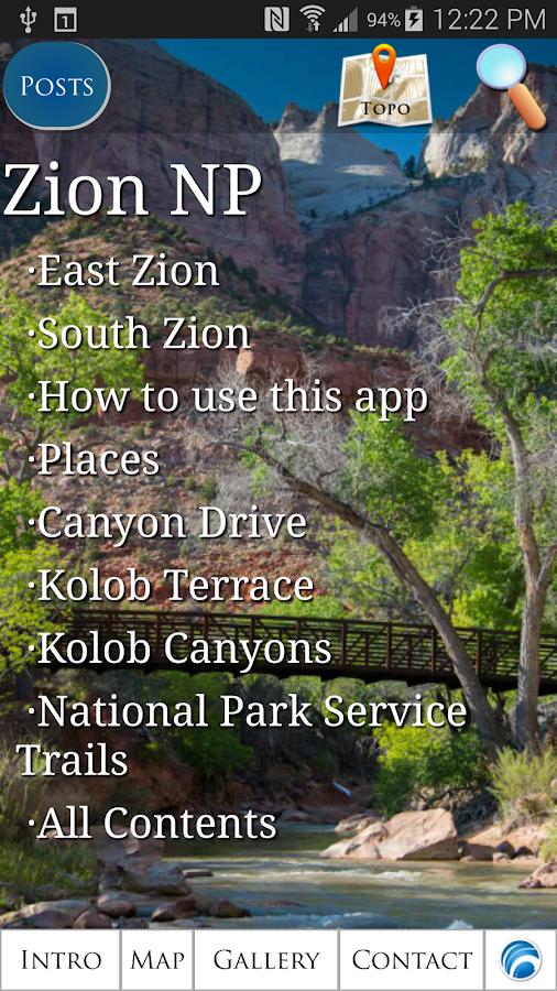 Zion National Park - screenshot
