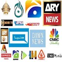 Pakistani News Channels Live icon