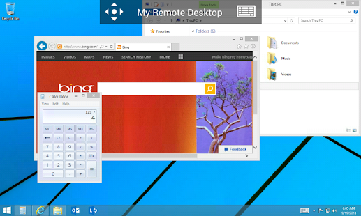Microsoft Remote Desktop Screenshot 32