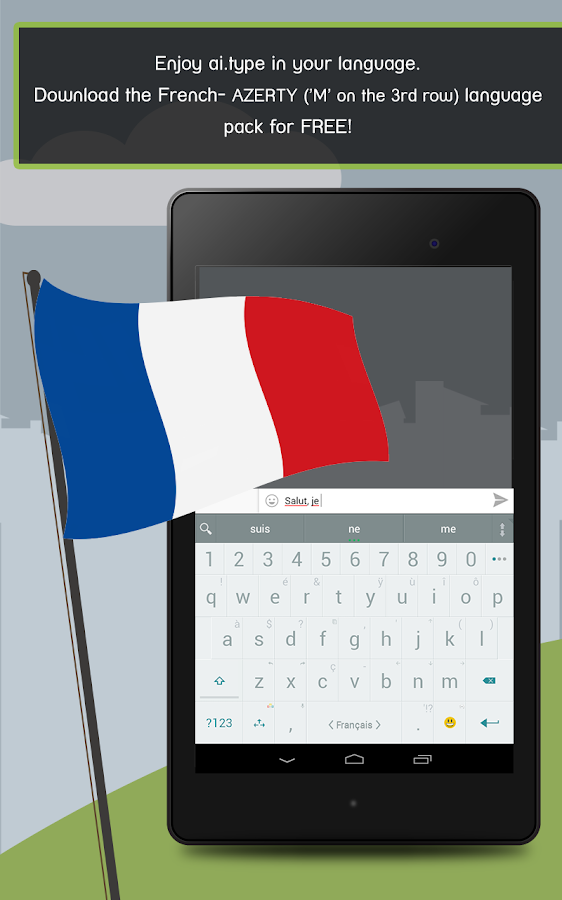 ai.type French Dictionary- screenshot