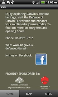 Defence of Darwin Experience- screenshot thumbnail