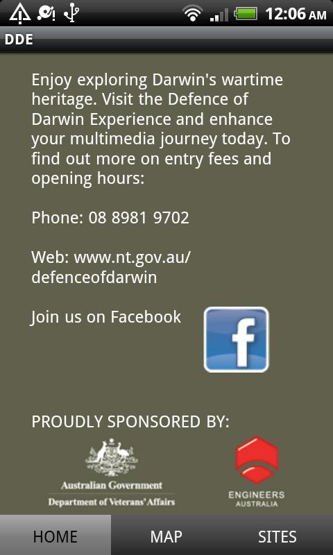 Defence of Darwin Experience- screenshot