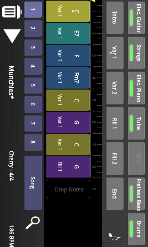 EasyBand Studio - screenshot