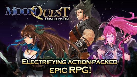 Moon Quest: Dungeons Dark v1.0.10