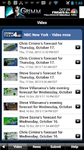 New York Weather- screenshot thumbnail