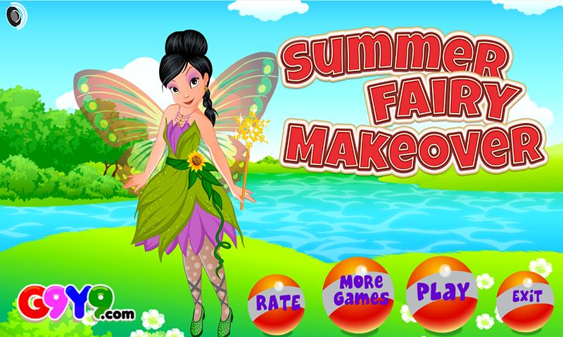 Summer Fairy Makeover - screenshot