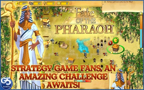 Fate of the Pharaoh- screenshot thumbnail