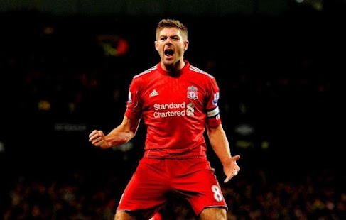 Download Steven Gerrard Wallpapers Apk 1com