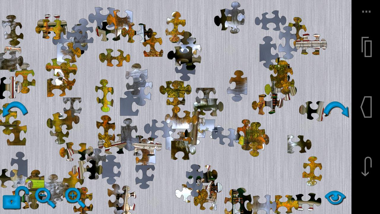Gr8 Puzzle HD vol.7- screenshot