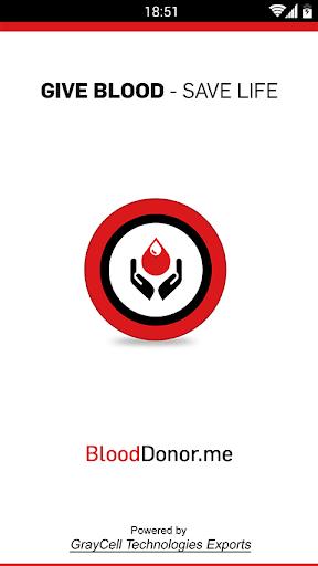 BloodDonor.me