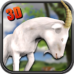 Real Goat Simulator 3D